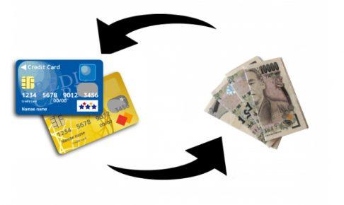 クレジットカード現金化の方法