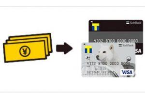 ソフトバンクカードの残高確認とチャージ方法